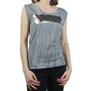 Guess dámské šedé tričko - M (D971)
