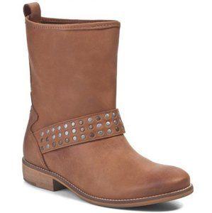 Tommy Hilfiger dámská hnědá kotníková obuv Eline