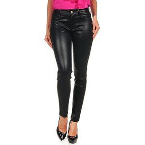 Guess MARCIANO dámské černé kalhoty - 27 (90)