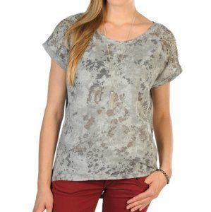 Pepe jeans šedé tričko Scramble - XS (945GREY)