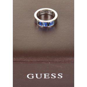 Guess dámský prsten - XS (SILVER)