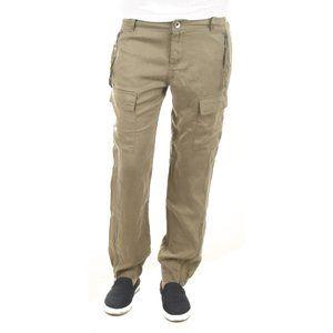 Guess dámské khaki kalhoty - 30 (G814)