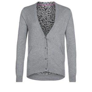 Pepe Jeans dámský šedý svetřík Chill - S (933GREY)