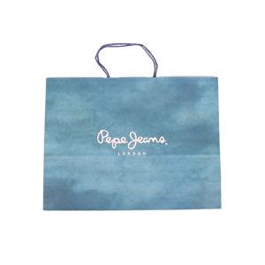 Pepe Jeans papírová taška střední - 000 (0E9)