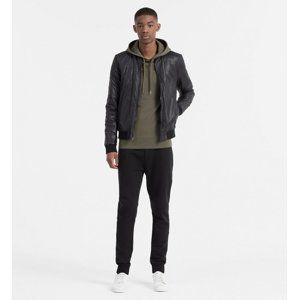 Calvin Klein pánský černý bomber Ondo