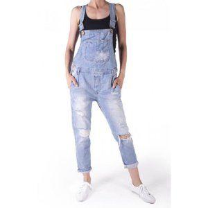 Pepe Jeans dámské džíny s laclem Slate - S (000)