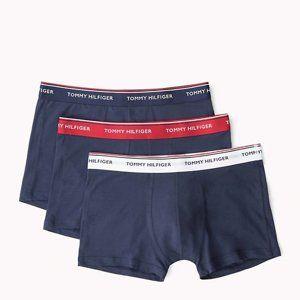 671c503438 Tommy Hilfiger 3PACK pánské boxerky