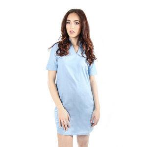 f7020e957a Tommy Hilfiger dámské světle modré šaty Indigo - M (405)