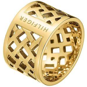 Tommy hilfiger dámský zlatý prsten